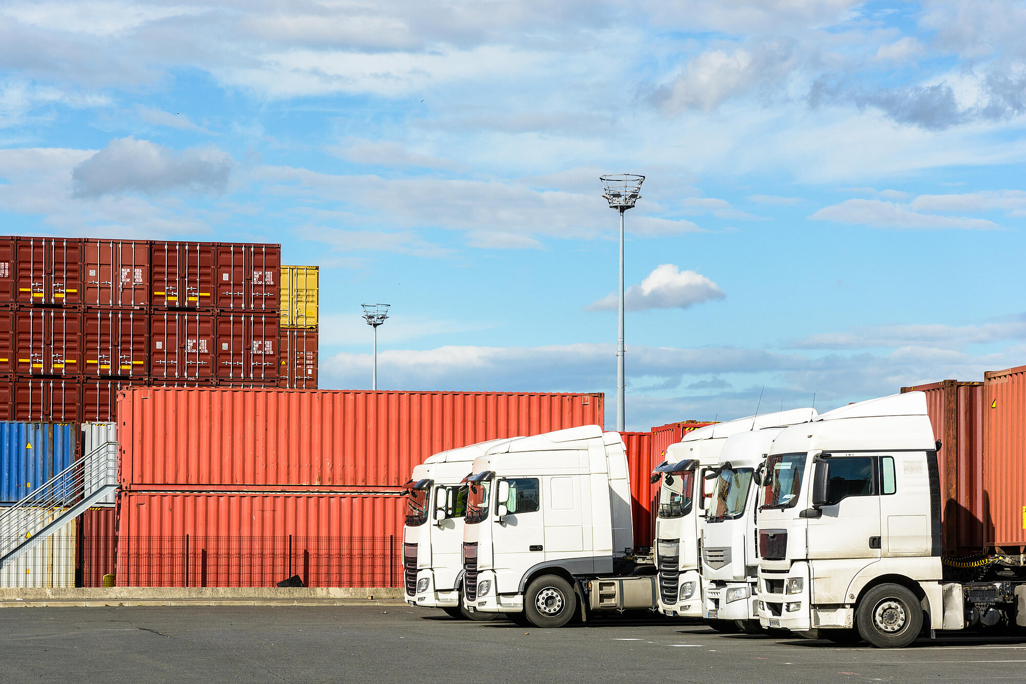 Trucks for last mile delivery