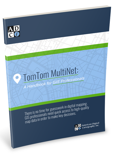 TomTom MultiNet: A Handbook for GIS Professionals
