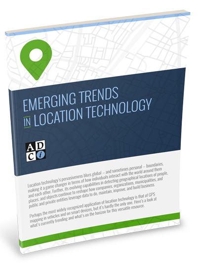 Location Technology Trends eBook