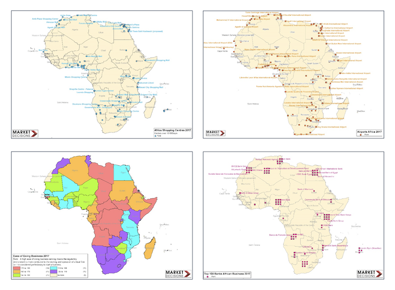 Africa Profiler-ADC WorldMap Case Study