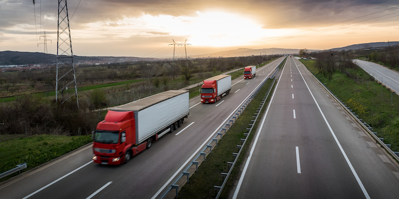 HERE Trucks Fleet Management