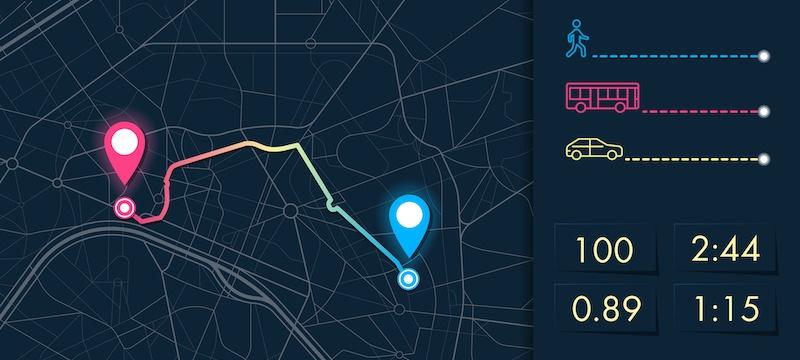 Map Data to APIs
