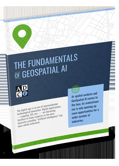 The Fundamentals of Geospatial AI